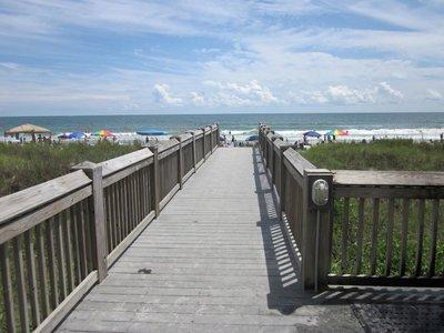 Barefoot Resort Oceanfront Cabana