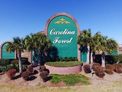 Carolina Forest Myrtle Beach Market Report | Ashley DeLong, Realtor