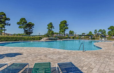 Pool at Plantation Lakes in Carolina Forest