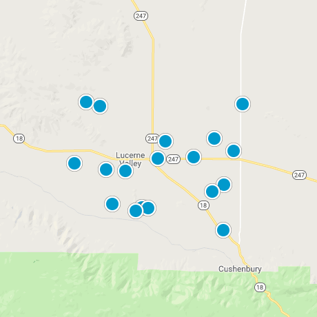 Lucerne Valley Smart Map Search
