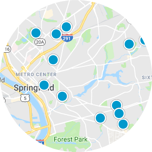 Springfield Real Estate Map Search