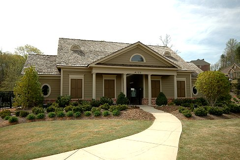 Brandon Hall Club house
