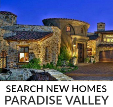 PARADISE VALLEY HOME SEARCH