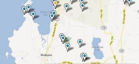 Shelburne VT Home Search
