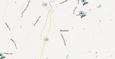 Westford VT Search