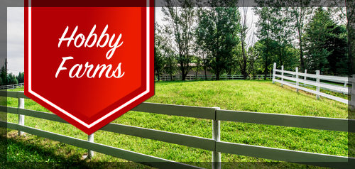 Hobby Farms and Acreage