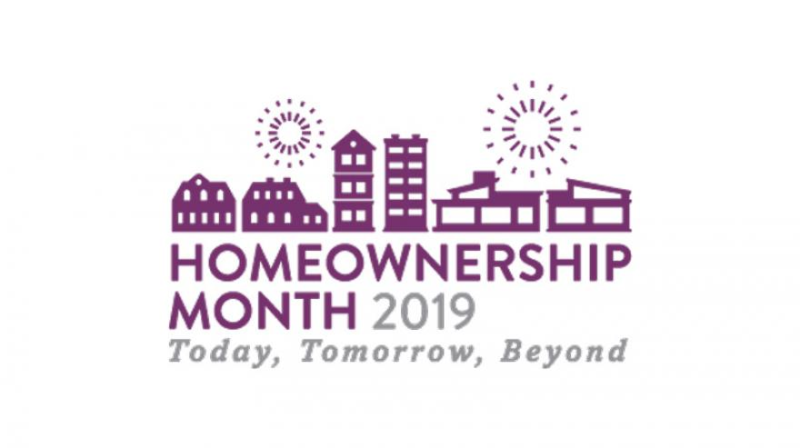 June - National Homeownership Month