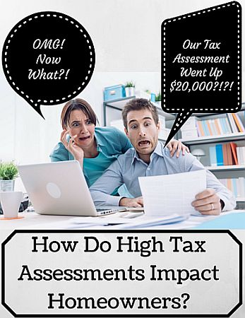 Is Your Forsyth County Tax Appraisal Too High?