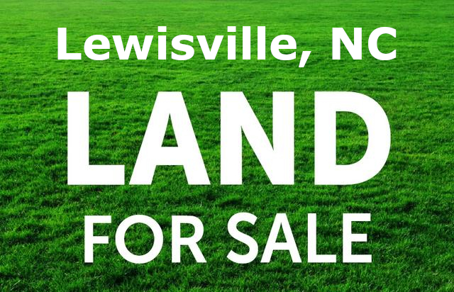 Lewisville, NC Land Building Lots Acreage Tracts for Sale