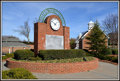 Shallowford Square in Lewisville, NC