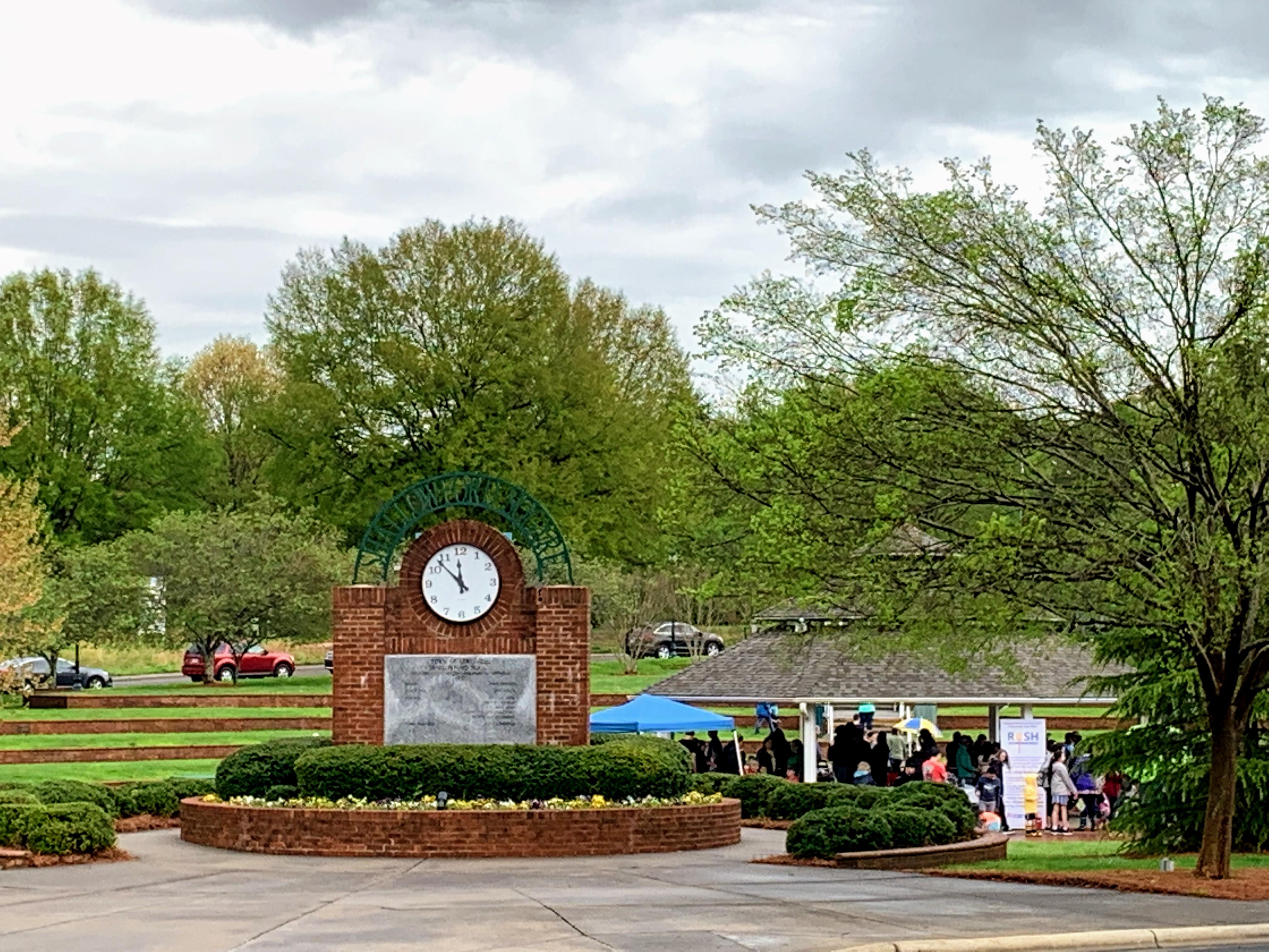 Shallowford Square, Lewisville, NC