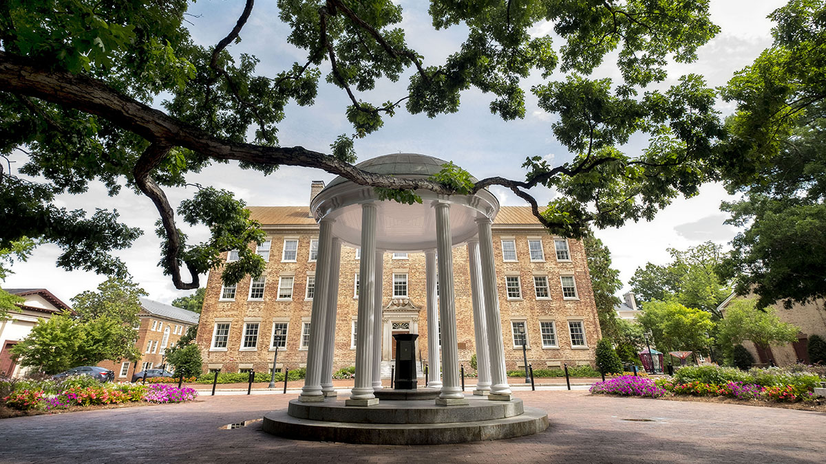 UNC Chapel Hill - Go Tarheels!