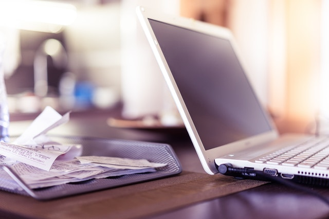 laptop - a tool for real estate investing