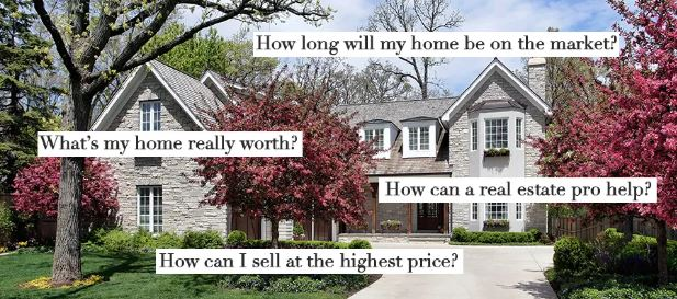 questions when selling your home