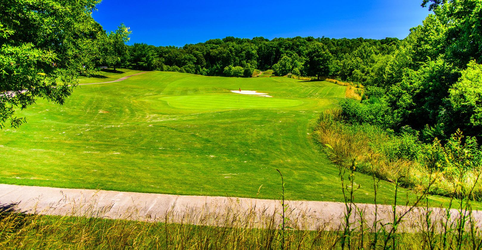 Salem Glen Golf Course Clemmons, NC