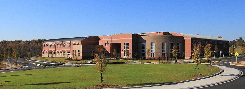 Morgan Elementary School, Clemmons, NC