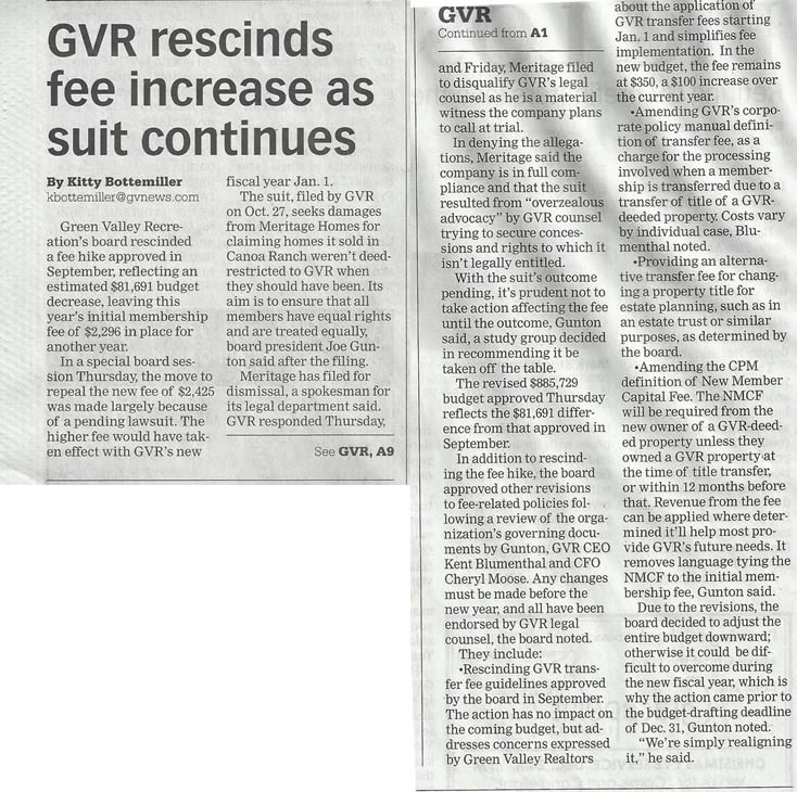 GV News Article