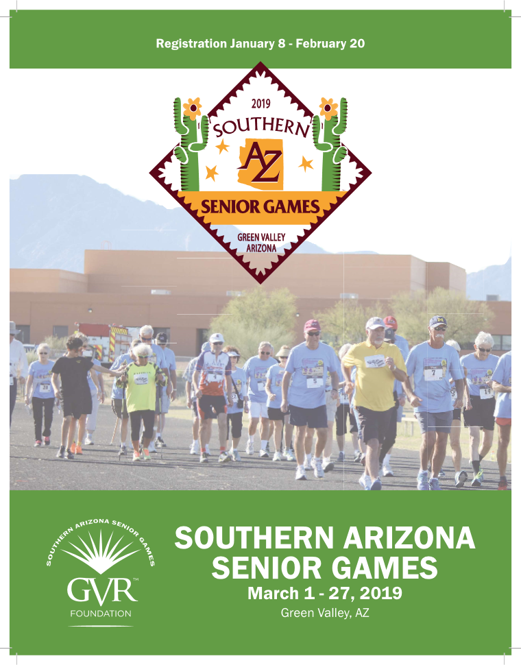 Green Valley Arizona Senior Games