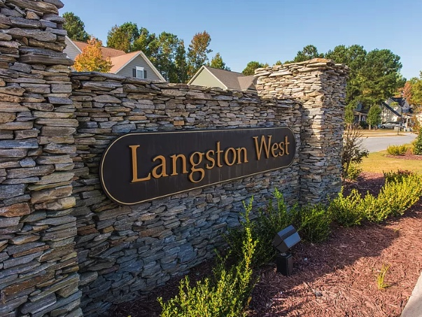 Langston Farms New Homes