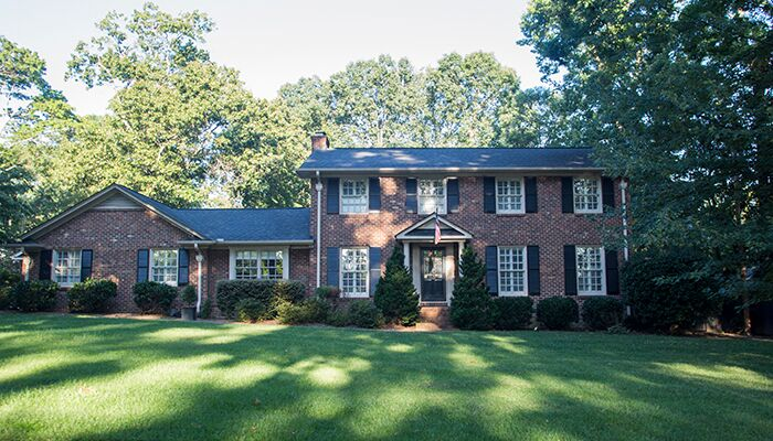 Home in Botany Woods Greenville SC