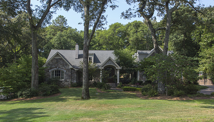Greenville Country Club home