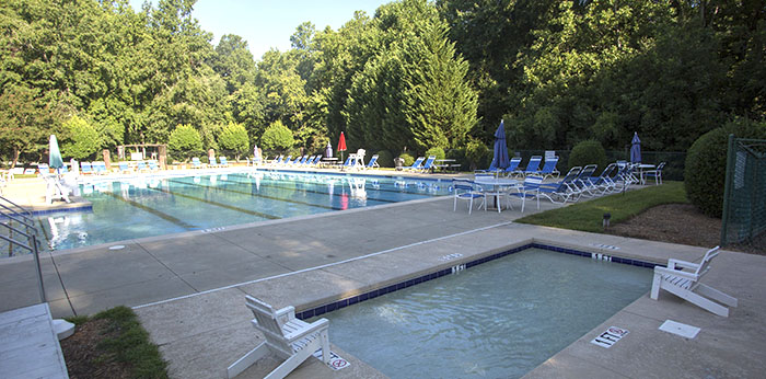 Half Mile Lake Community Pool