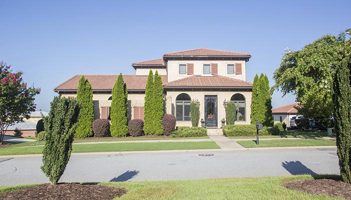 Home in Montebello, Greenville