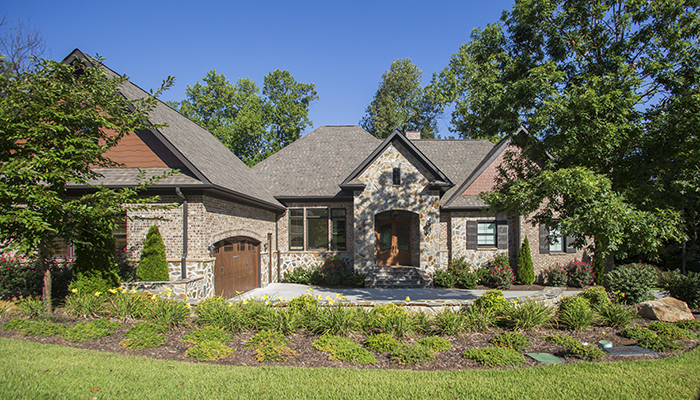 Montebello Home in Greenville SC