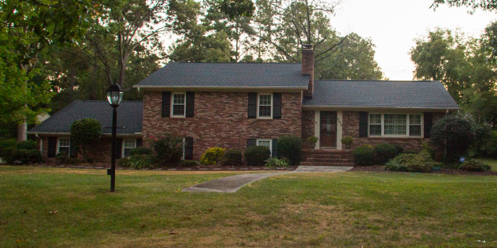 A Home in Pelham Estates in Greenville