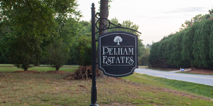 Homes for Sale in Pelham Estates