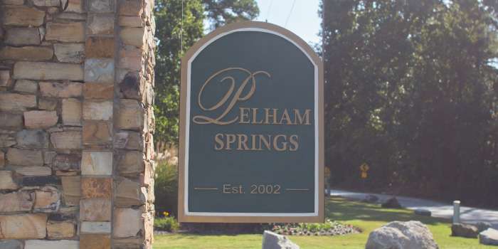 Homes for Sale in Pelham Springs
