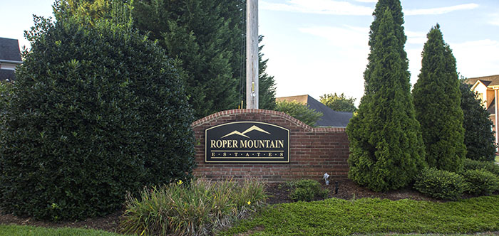 Homes for Sale in Roper Mountain Estates