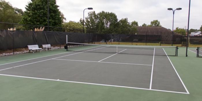 Asheton Springs Tennis Courts