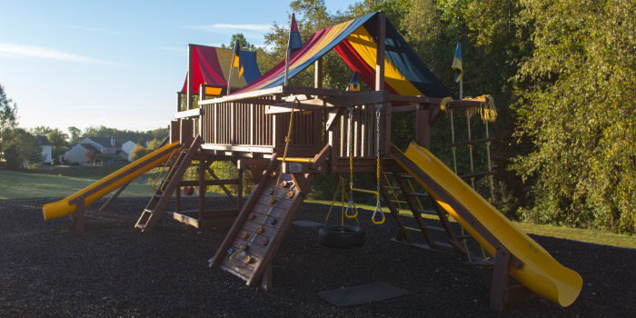 Autumn Trace Playground