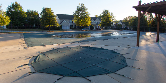 Pool at Autumn Trace in Simpsonville