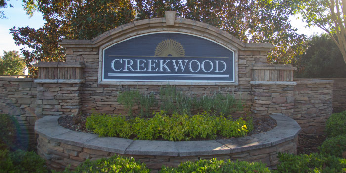Homes for Sale in Creekwood in Simpsonville