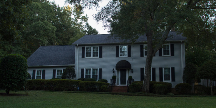 Home in Holly Tree Plantation