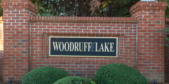 Homes for Sale in Woodruff Lake, Simpsonville