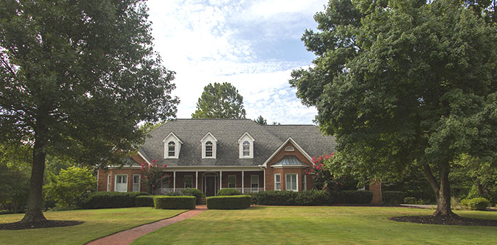 Spaulding Farm home in Greenville SC