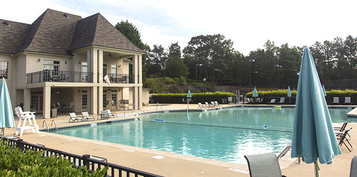 Pool at Stonebrook Farm Greenville