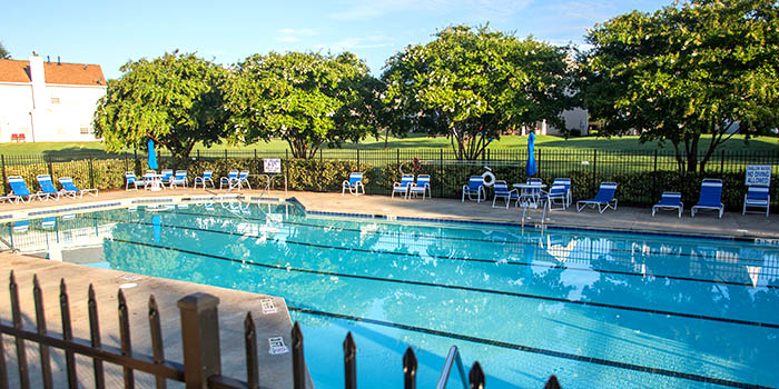 Pool at Summerfield in Greenville