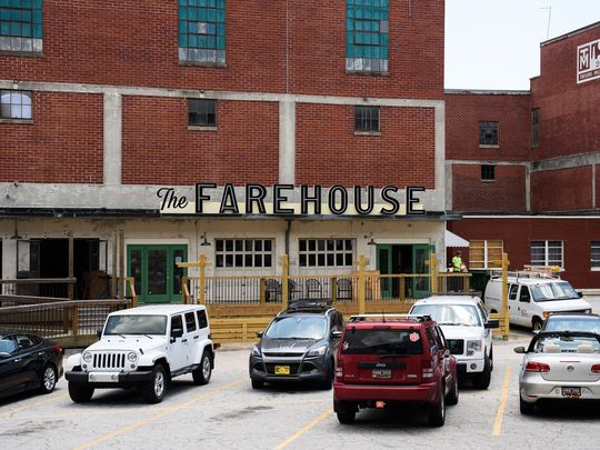 The Farehouse Restaurant in Taylors Mill