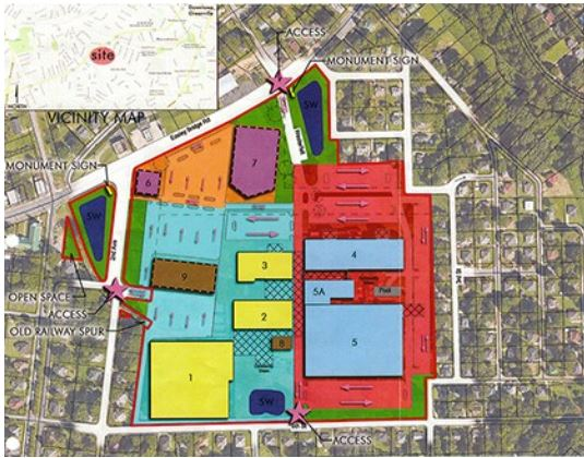 Judson Mill Plan