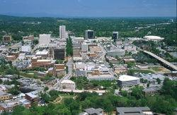 Downtown Greenville SC