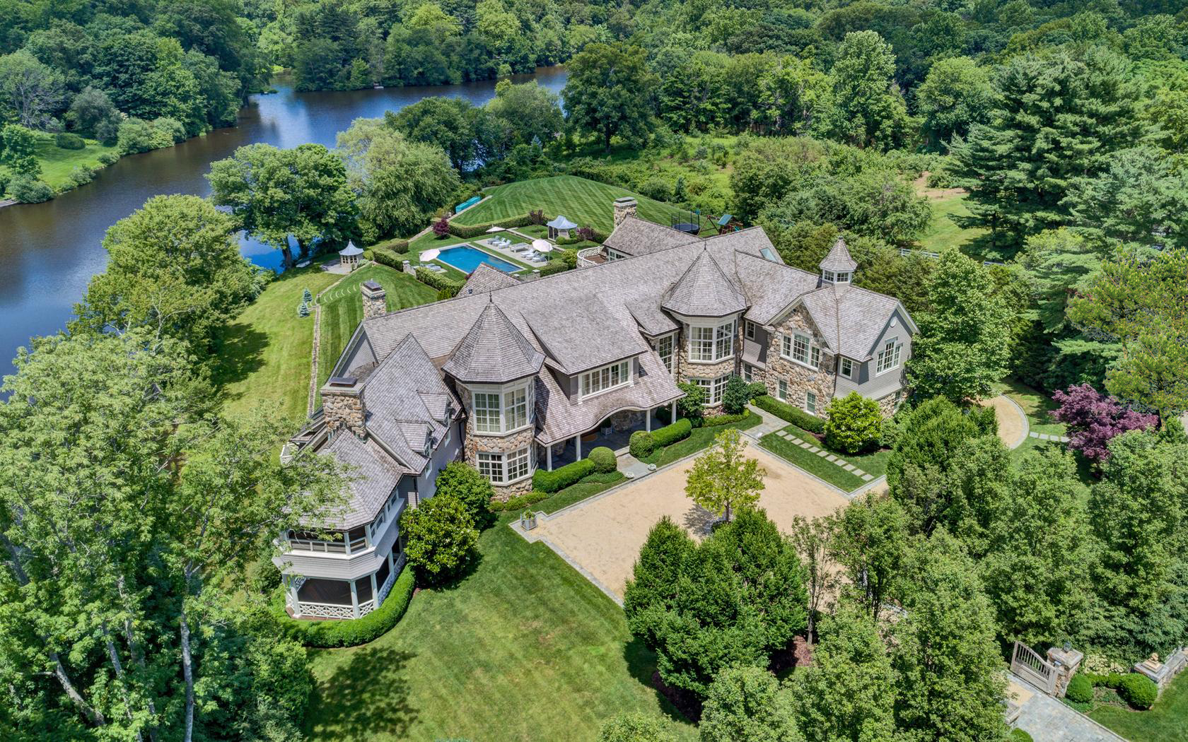 Greenwich Connecticut Luxury Real Estate