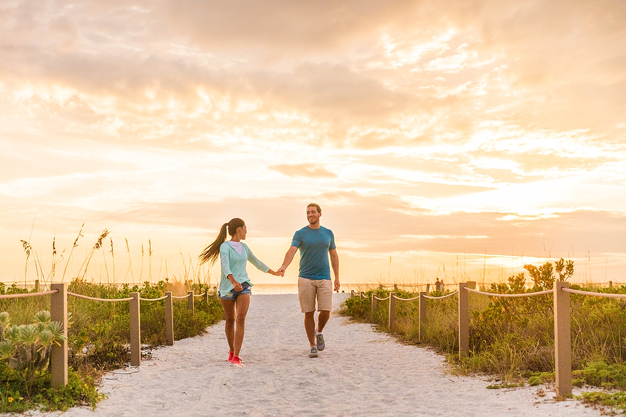 Choose Boca Raton homes and enjoy the beach.