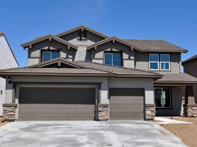 new construction homes by David Weekley Homes
