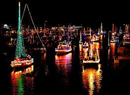 Lighted Boat Parade Santa Cruz