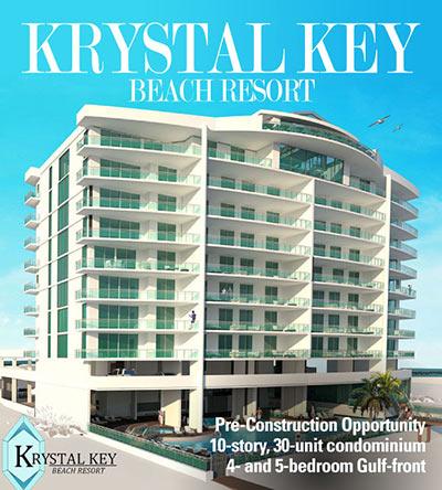 Krystal Key Beach Resort