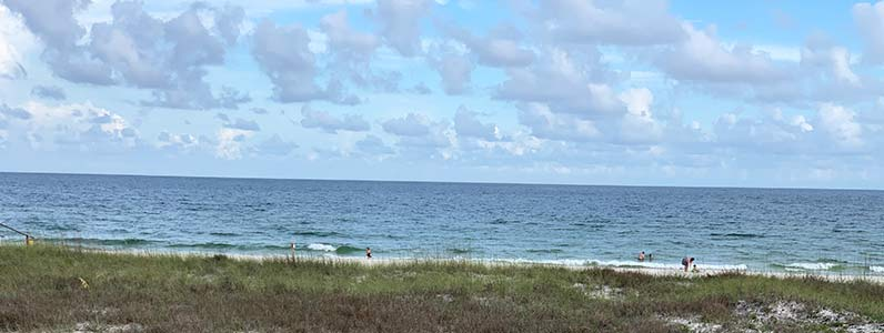 Perdido Key Gulf Front Lot